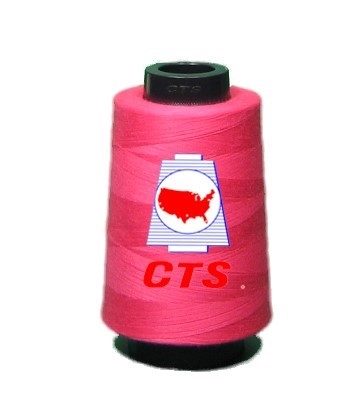Hot Pink Sewing Thread #1165 Tex-27 5000yds